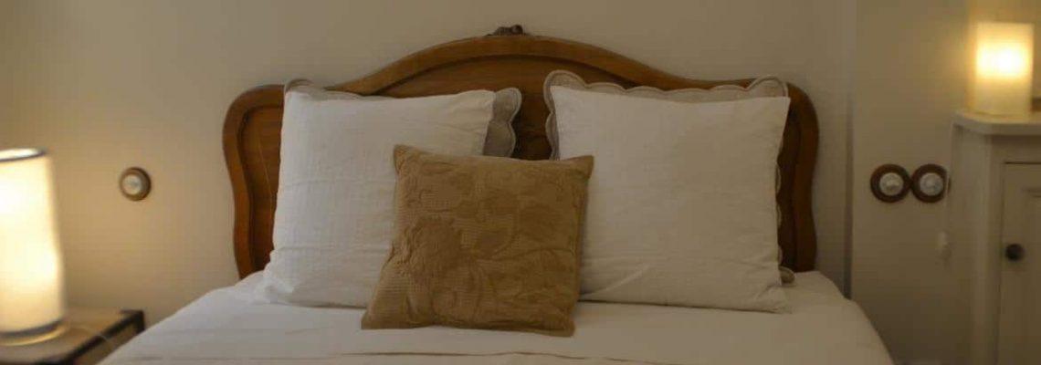 Le lit aux couleurs naturelles