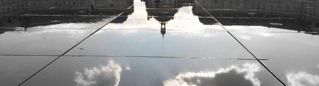 chambre d'hotes Bordeaux centre ville : design et baroque le Miroir d'eau